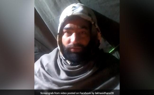 गणतंत्र दिवस हिंसा के आरोपी का सामने आया वीडियो, अब 23 फरवरी को लेकर बना रहा है प्लान