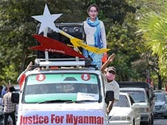 UN Rights Investigator Calls For Sanctions On Myanmar Over Military Coup