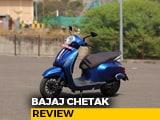 Bajaj Chetak Review