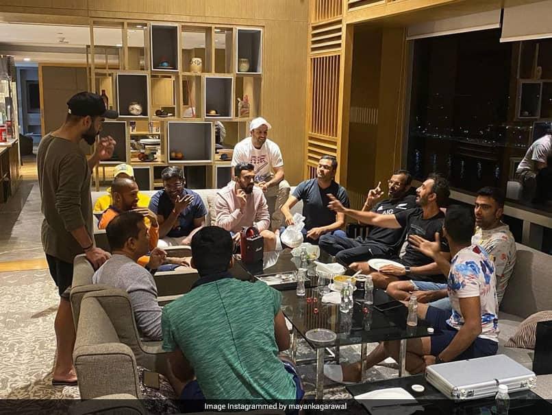 "India vs England: Mayank Agarwal Introduces Fans To Team Indias ""Mafia Gang"" As Ravichandran Ashwin Gets Special Mention"