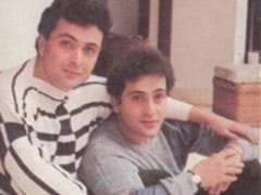 Rajiv And Rishi Kapoor In A Throwback Gem Shared By Riddhima Kapoor Sahni. It's OK To Cry
