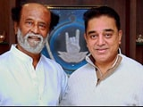 Video : Kamal Haasan Meets Rajinikanth, Says No Politics Discussed