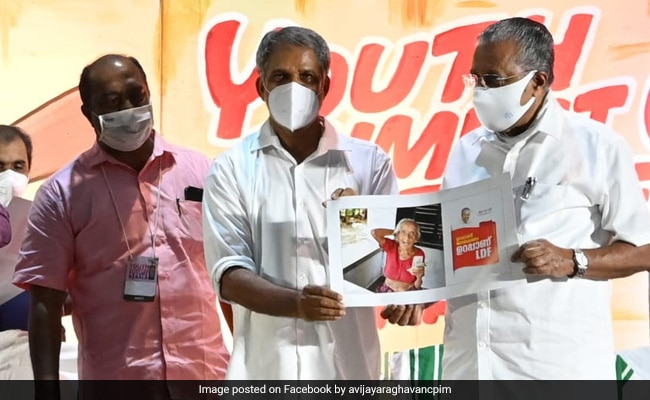 'Yes For Sure, It's...': LDF's Election Campaign Slogan In Kerala