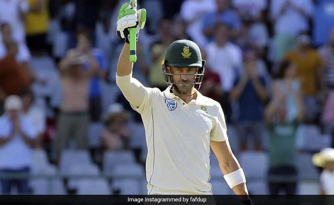 साउथ अफ्रीका दिग्गज फाफ डुप्लेसी ने टेस्ट क्रिकेट से लिया संन्यास