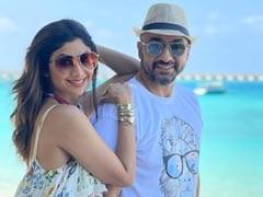 Shilpa Shetty And Raj Kundra Are Holidaying In Maldives. See Pics