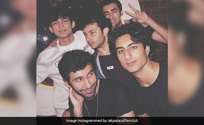 Viral: Pics From Ibrahim Ali Khan And Nirvaan Khan's Party Time With Friends - NDTV