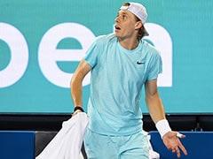 "Australian Open: Denis Shapovalov Throws A Toilet Tantrum, Rants At Umpire ""I Have To Pee!"""