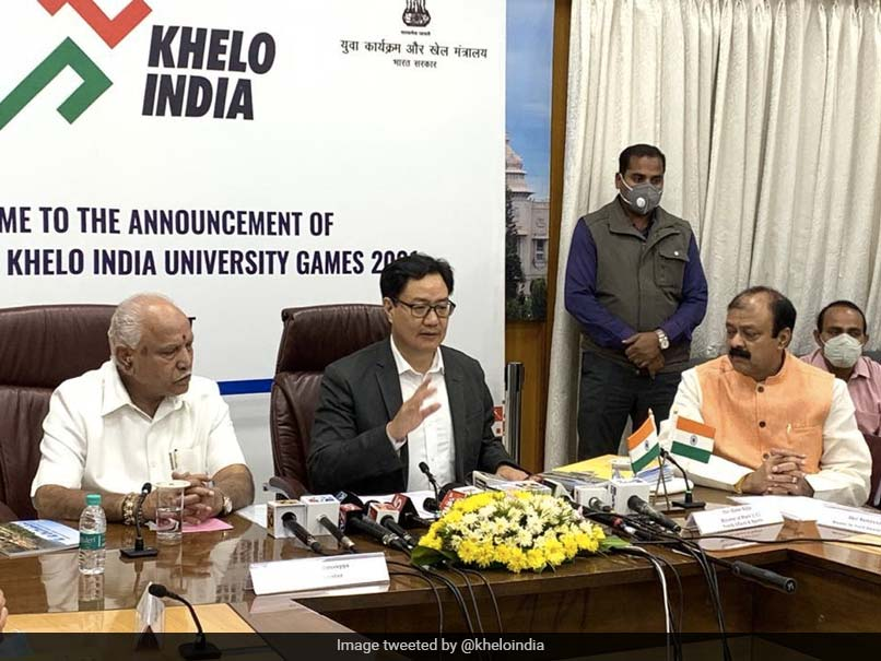 Karnataka To Host Khelo India University Games 2021
