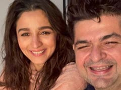 Alia Bhatt Teases Us With BTS Moments From Dabboo Ratnani's Calendar Shoot