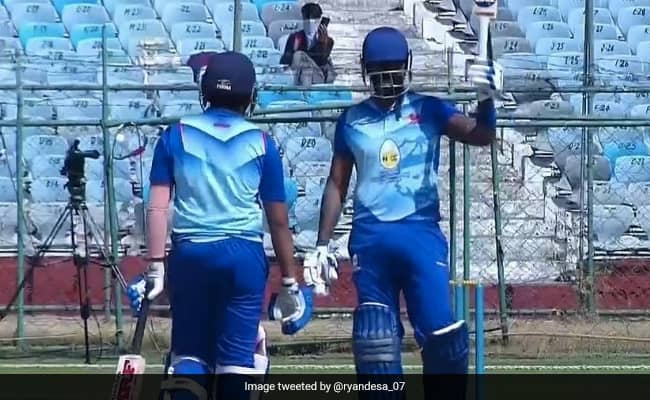 Suryakumar Yadav Celebrates India Call-up With 58-ball 133 In Vijay Hazare Trophy Match