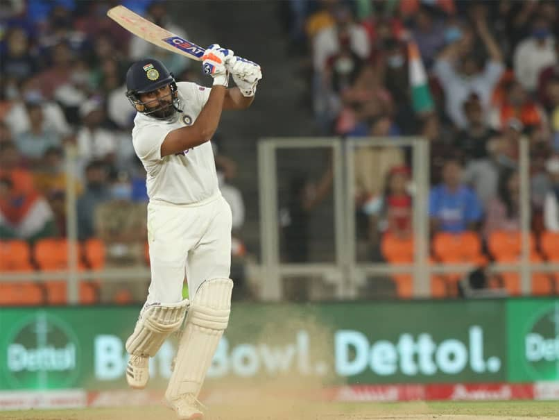 India vs England, 3rd Test: Rohit Sharma Says Intent To Score, Not Just Survive, Helped On Ahmedabad Pitch