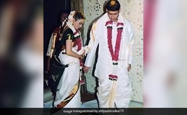 On Mahesh Babu And Namrata Shirodkar's Anniversary, This is A Throwback From Their Wedding ceremony