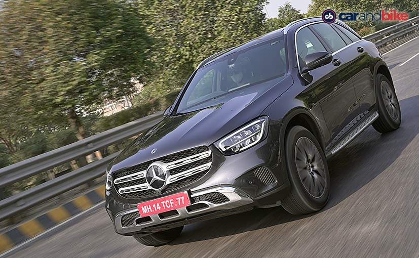 The proportions of the new Mercedes-Benz GLC remains unchanged.