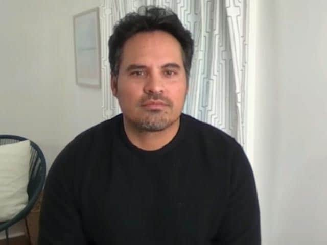 Video : Michael Pena On Having Serious Conversations With Tom & Jerry