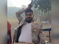 Delhi Man, Seen Firing In Air At Wedding In Viral Video, Arrested