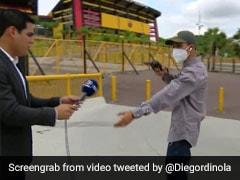 Gun-Waving Man Robs Reporter Live On Air. Shocking Video Is Viral