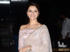 <i>Bigg Boss 14</i> Winner Rubina Dilaik Is A Shining Star In A Shimmering <i>Saree</i>