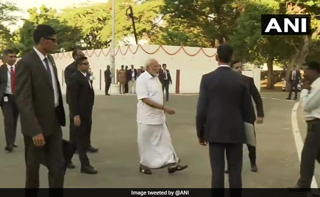 "PM Modi Regrets Not Studying Tamil, The ""World's Oldest Language"""