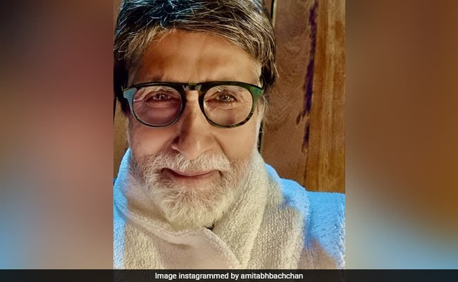 Amitabh Bachchan Shares An Update On His Health, Writes About Undergoing A Surgery