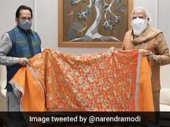 "PM Modi Offers ""<i>Chadar</i>"" For Ajmer Sharif"