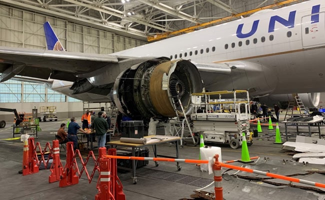 United's 777 Aircraft Flew Fewer Than Half The Flights Permissible Between Checks: Report