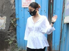 Alia Bhatt Takes Her Bicycle Shorts To The Next Level With A White Shirt And Platform Sneakers