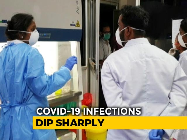 Video : 8,635 Fresh COVID-19 Cases In India, Lowest One-Day Rise In Eight Months