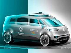 Volkswagen Advances Development Of Autonomous Driving Tech For CVs
