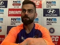 """""""Briefly Discussed In Team Meeting"""": Virat Kohli On Farmers' Protest"""