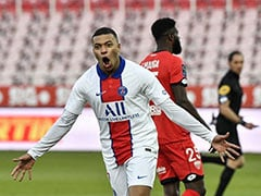 Ligue 1: Kylian Mbappe On Target Twice In PSG Cruise