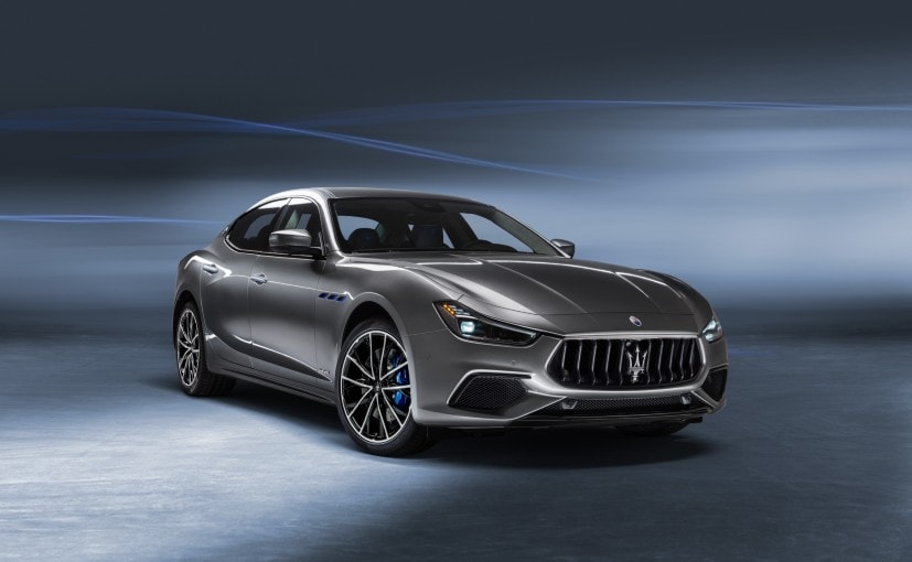 The 2021 Maserati Ghibli gets a new 2.0-litre hybrid engine, joining the V6 and V8 engine options