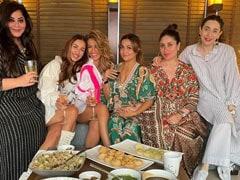 Kareena Kapoor, Malaika Arora Celebrate Amrita Arora's Birthday With <i>Chai</i> And <i>Chaat</i>
