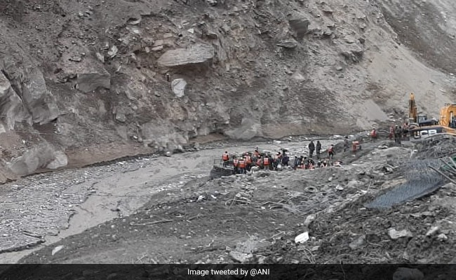 Uttarakhand Glacial Catastrophe Dying Depend Climbs To 71