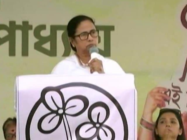 "Video : ""Didi Vs All"": Sena Says Won't Fight In Bengal, Will Back Mamata Banerjee"