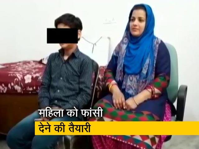 Videos : शबनम के बेटे ने राष्ट्रपति से की अपील, मेरी मां को माफ कर दीजिए
