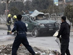 """""""Mother, Get Up"""": Video Of Bloodied Kids After Kabul Blast Sparks Outrage"""
