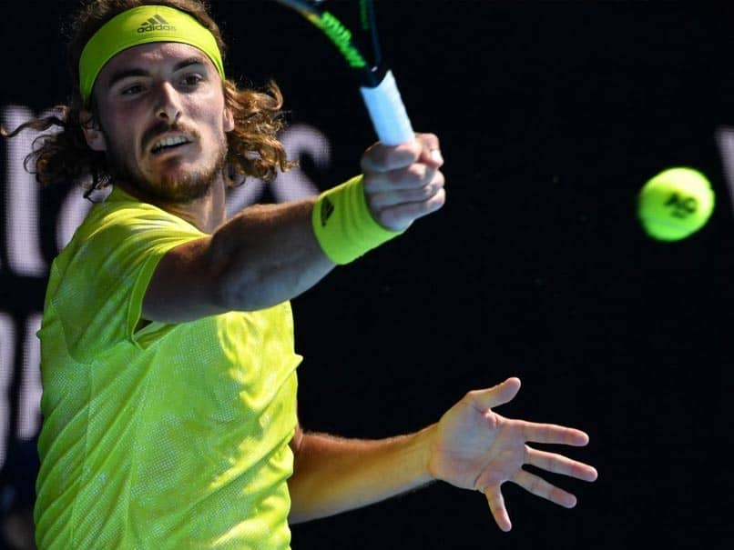 Australian Open: Stefanos Tsitsipas Beats Mikael Ymer In Straight Sets To Enter Fourth Round