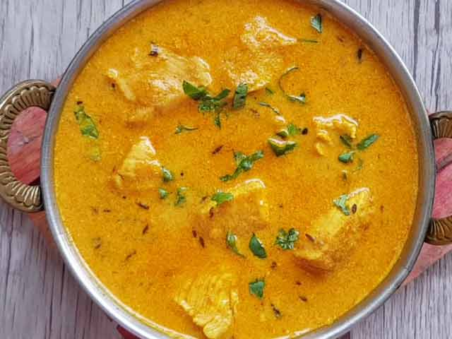 Try this amazing chicken lababdar for your next dinner party- recipe video inside