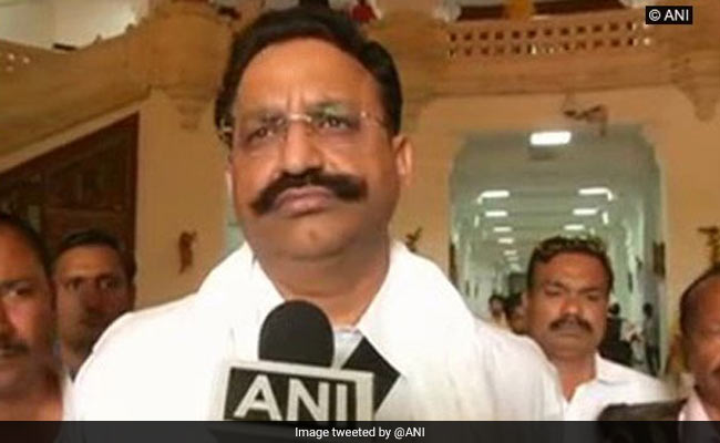 Court Defers Framing Of Charges Against Mukhtar Ansari, Others In Assault Case