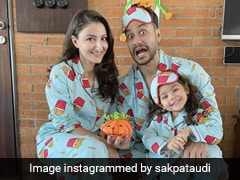 Watch: Soha Ali Khan's Video Of Daughter Inaaya Making Rotis Is Too Cute To Miss