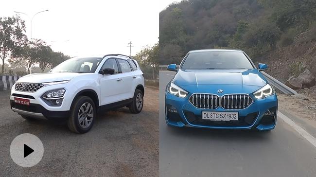 Video : Tata Safari Review, BMW 2 Series 220i Review