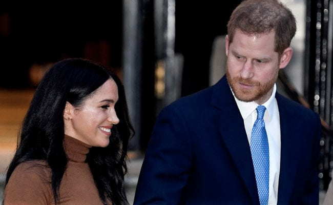 Man Arrested For Trespassing Harry, Meghan's California Home: Report