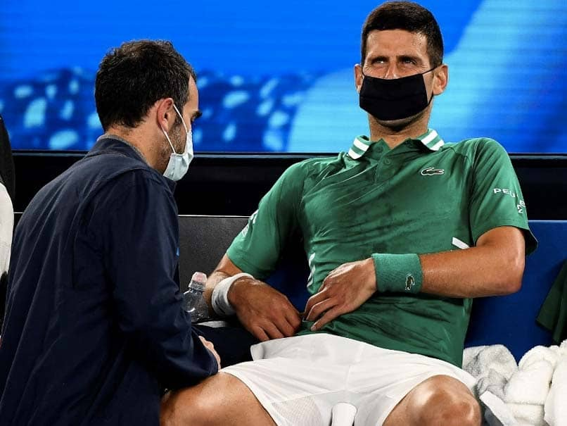 """Australian Open Chief Confident """"Resilient And Tough"""" Novak Djokovic Can Play On"""