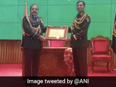 IAF Chief Inducted Into 'Mirpur Hall of Fame' At Bangladesh Defence College