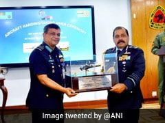 Air Force Gifts 1971 War Helicopter To Bangladesh, Gets Return Gift