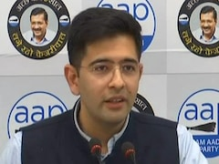 """""""Not On Manifesto"""": Raghav Chadha After Twitter User Says She Wants Him"""