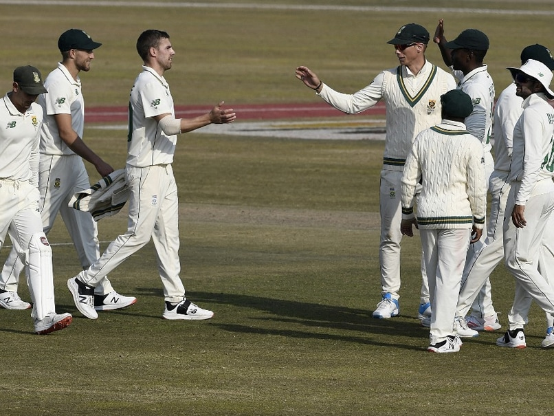 PAK vs SA: Bowling In Straighter Lines Has Helped Me In Sub-Continent, Says Anrich Nortje