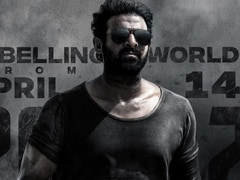 <I>Salaar</I>: Prabhas And Shruti Haasan's Film Gets A Release Date