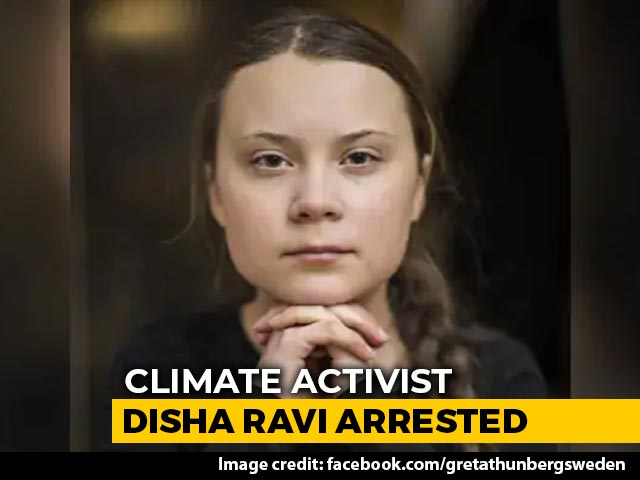 "Video : Activist, 21, Arrested From Bengaluru In Greta Thunberg ""Toolkit"" Case"