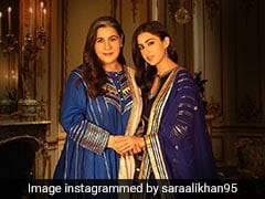 On Amrita Singh's Birthday, Looking At Sara Ali Khan And Her Gorgeous Mother-Daughter Style